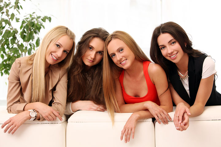 European girls