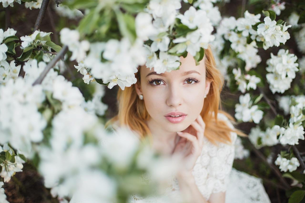 beautiful Ukrainian girl