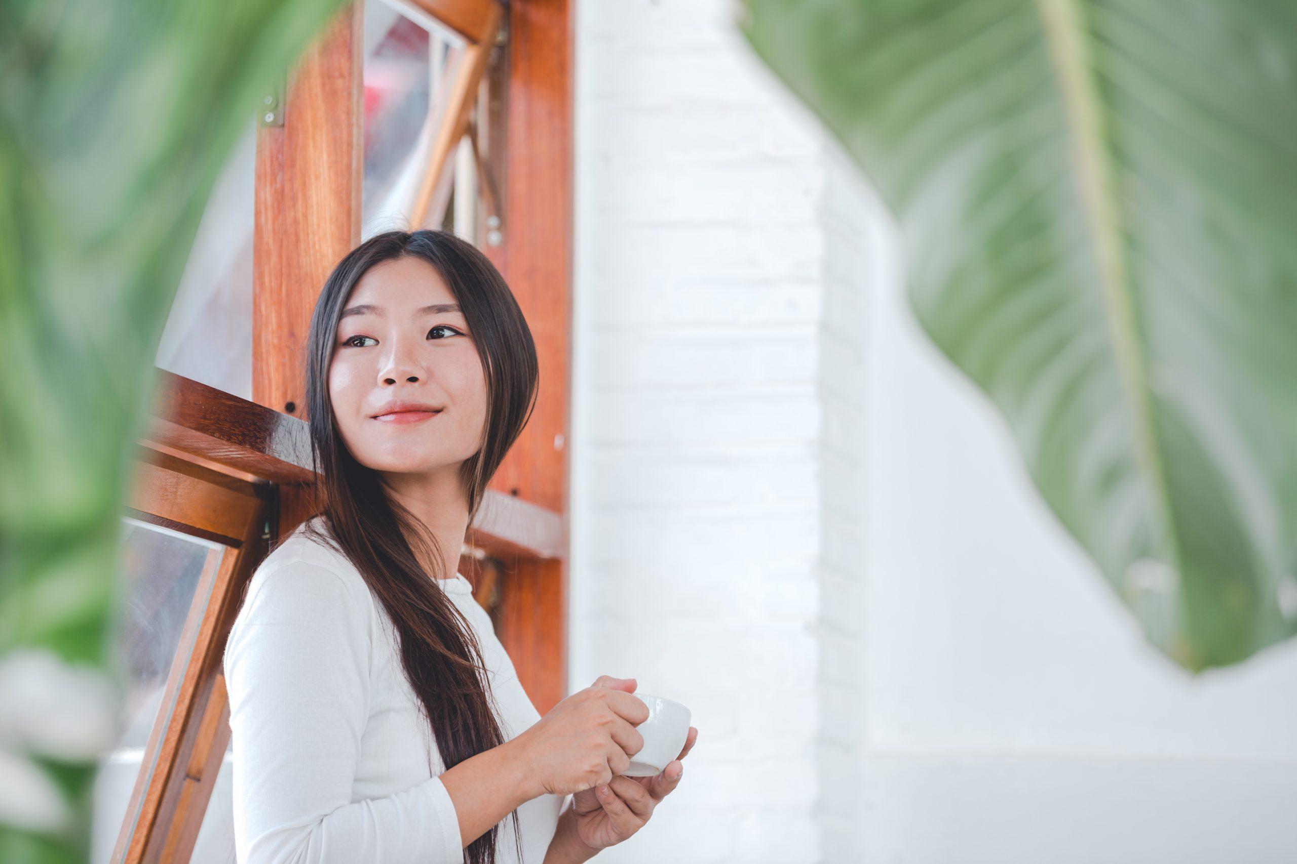 beautiful Philippina woman