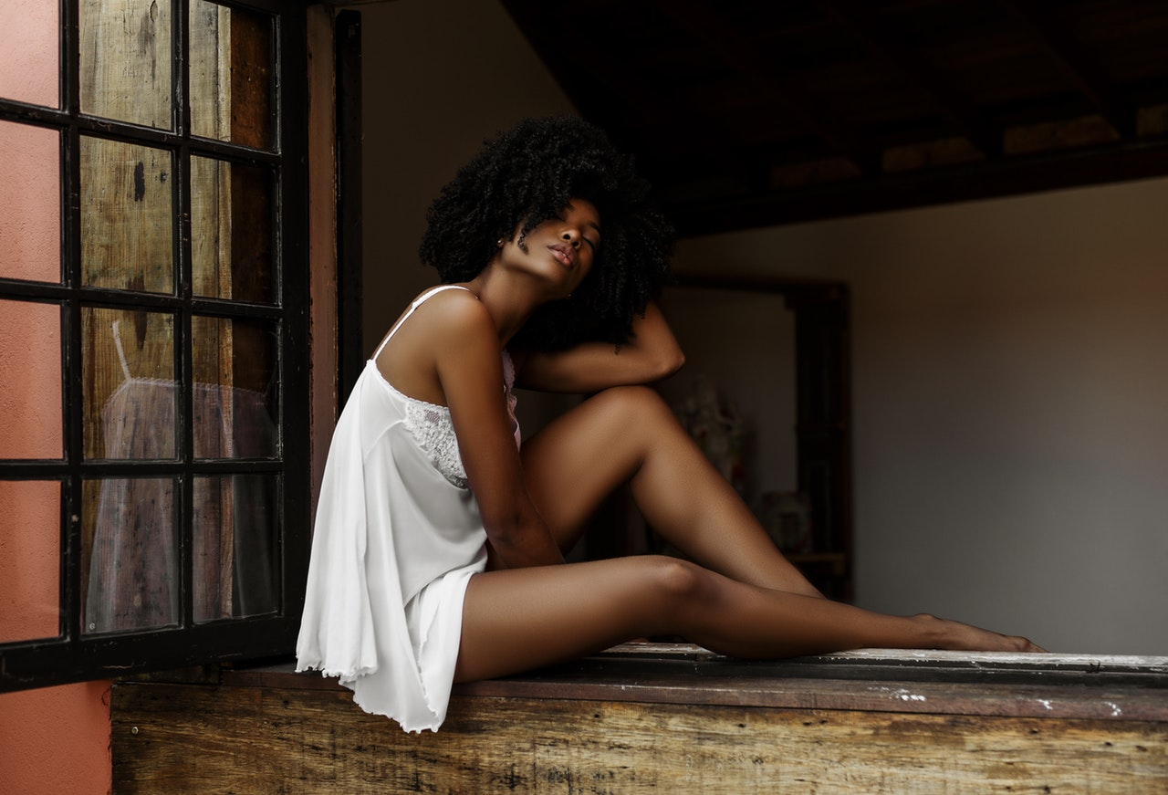 sexy Jamaican girl